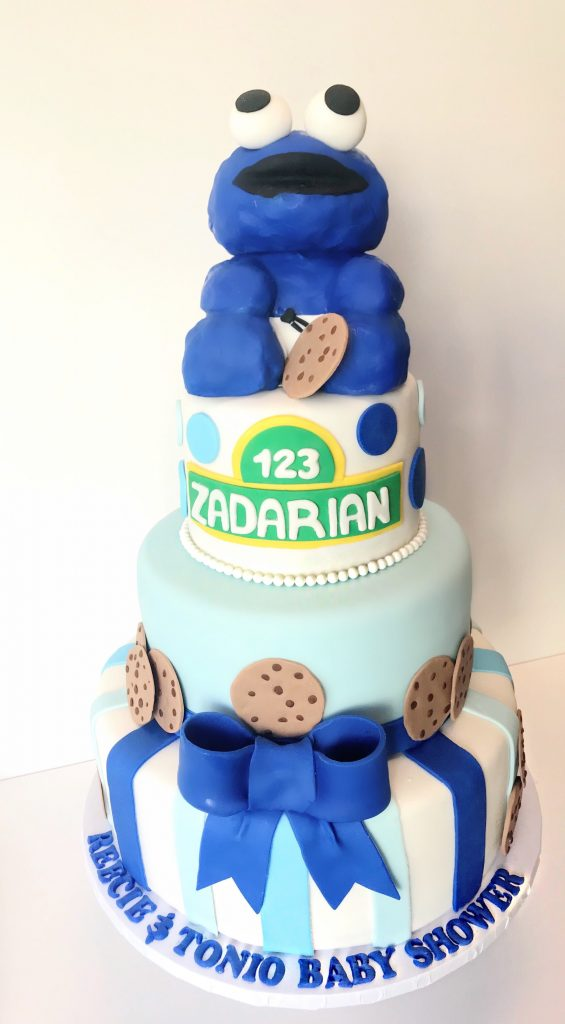 Custom Baby Shower Cakes   Downtown Safety Harbor, FL