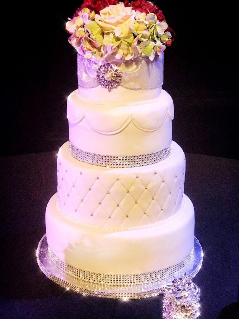 Wedding Cake Made From Scratch | Designer Cakes & Desserts